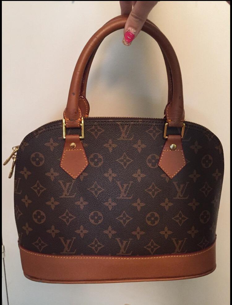 8304bd1bb Cartera Louis Vuitton Original - Modelo alma Sin Uso - $ 4.000,00 en ...