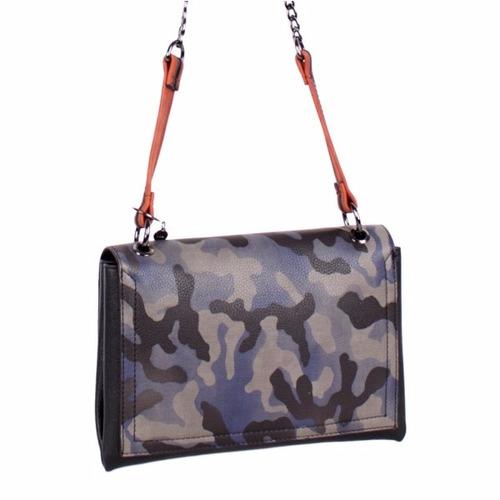 cartera nicole lee usa laquanna camouflage - cm11902