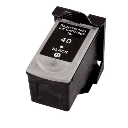cartucho compatible canon pg-40 negro ip1800/1900/mp140/190