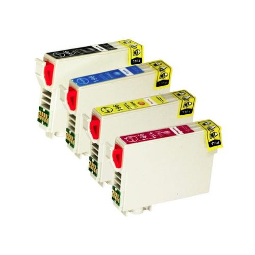 cartucho compatible epson t196420 amarillo new chip wf-2532