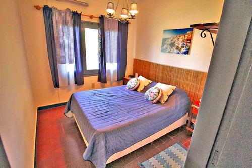 casa 3 dorm a media cuadra de la rambla playa verde.