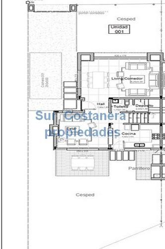 casa 3 dormitorios barra de carrasco prox parque miramar