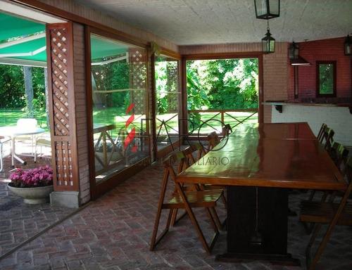 casa 5 dormitorios en la mansa con piscina - ref: 33684