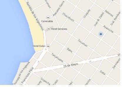 casa  a 5 cuadras de la playa centrica de piriapolis