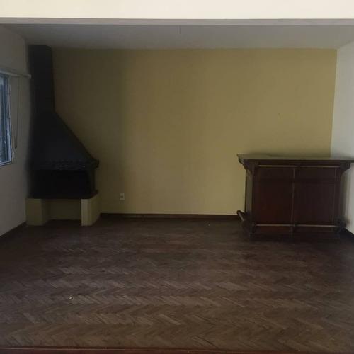 casa alquiler o venta  4 dorm. solida y amplia ,c.fdo.300 mt