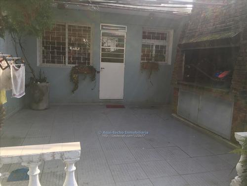 casa+apto, en una planta