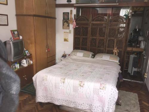 casa central - apto ciudad vieja de 1 dorm al frente, s/gc!
