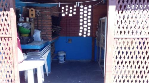 casa central - casa y local comercial sobre colonia