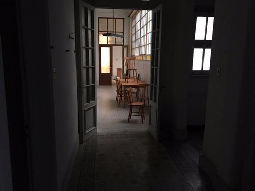 casa central- gran planta de 163m2, 3 dorm y 2 baños!!