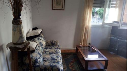 casa central - muy buen apto sobre 18 de julio y j. paullier