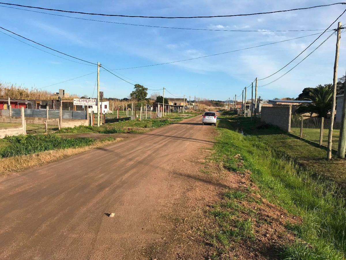 casa central - venta terreno financiado próx. ruta 8