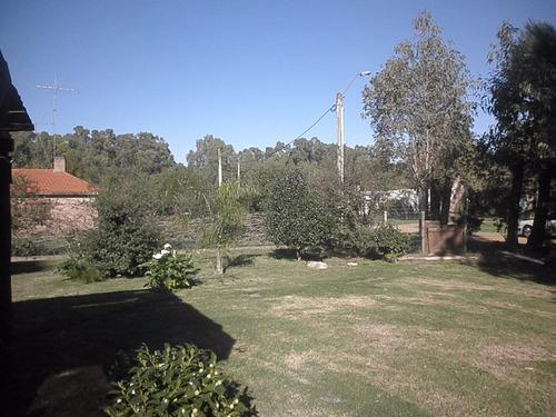 casa chica en bella vista con gran terreno