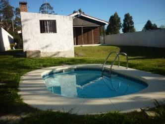 casa con piscina en la floresta muy comoda