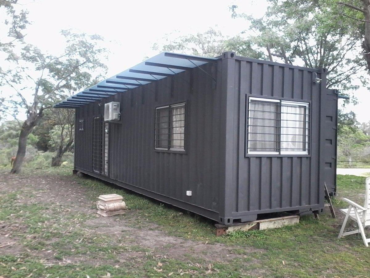 Casa container container contenedor casa contenedor - Casa de contenedores ...