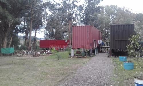 casa container punta del este, el chorro, manantiales