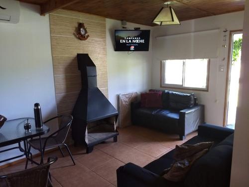 casa de 3 ambientes a 10' de piriapolis, solis, 3 de  playa,