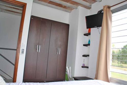 casa de 3 dorm, para 6 personas, 3 cuadras playa!