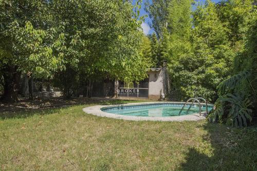 casa de 3 dormitorios y piscina en el pinar