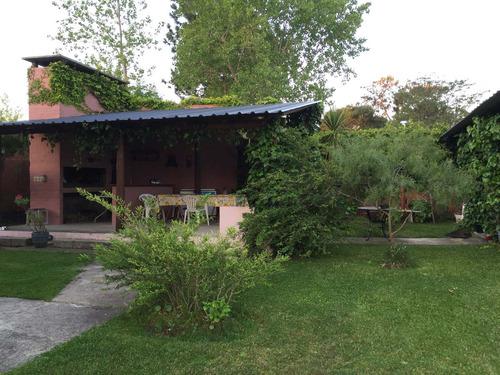casa de 5 ambientes 2 baños alquilo la floresta febrero