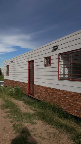 casa de contenedor totalmente lista, 2 dorm. posible financ