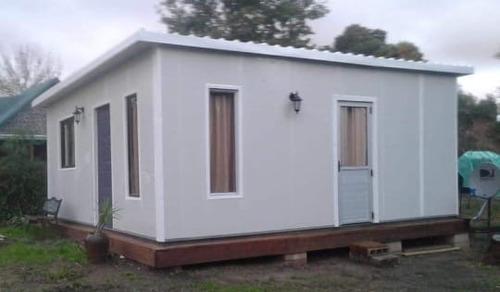 casa de isopanel prefabricada, módulos vivienda y oficina