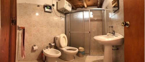 casa en aguas dulces para 5 huéspedes a 1 cuadra del mar..