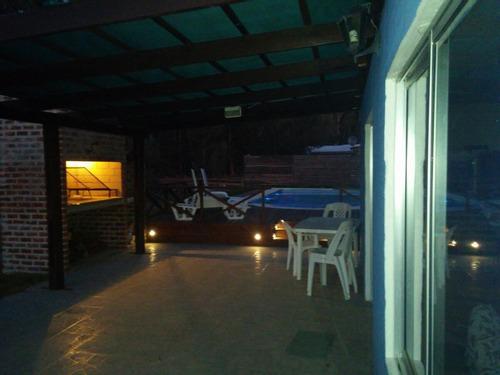 casa en alquiler con piscina en ocean park maldonado
