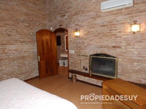 casa en alquiler y venta de 3 dormitorios - 5 baños en punta del este