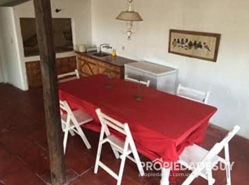 casa en alquiler y venta de 3 dormitorios y dep. servicio - 3 baños en punta del este