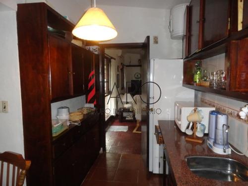 casa en brava 3 dormitorios con parrillero - ref: 36203