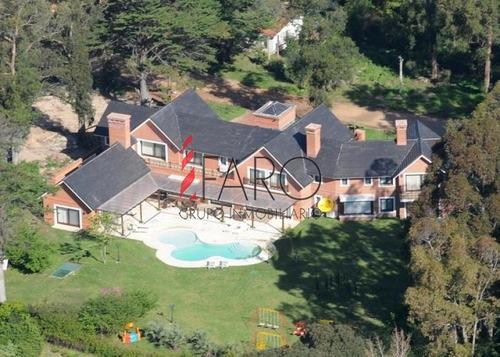 casa en el golf 6 suites con piscina climatizada y barbacoa - ref: 33149