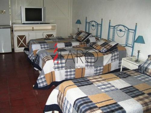 casa en la barra 2 dormitorios y dependencia, con parrillero - ref: 33330