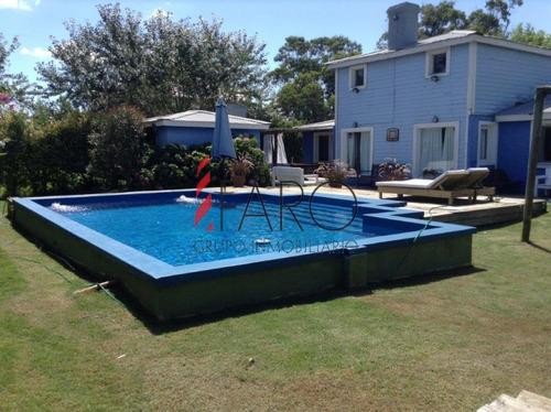 casa en la barra 3 dormitorios y dependencia con piscina - ref: 33823