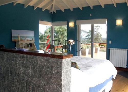 casa en la barra 6 dormitorios, piscina, cochera - ref: 34007