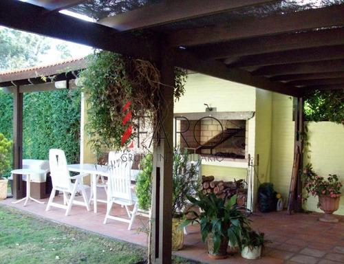 casa en la mansa 3 dormitorios y dependencia con garage y piscina - ref: 32779