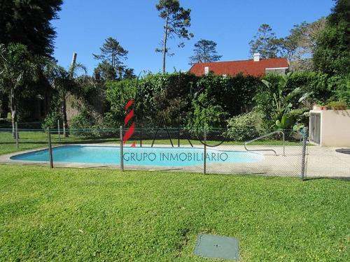 casa en la mansa 4 dormitorios y dependencia con piscina y parrillero - ref: 35949