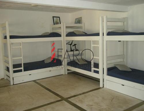 casa en laguna blanca 5 dormitorios 4 baños - ref: 32658