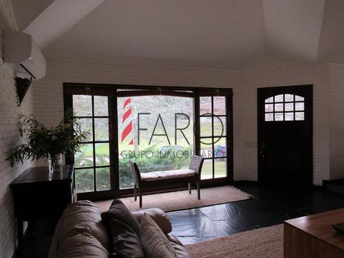 casa en lugano 3 dormitorios con parrillero y garage - ref: 35757