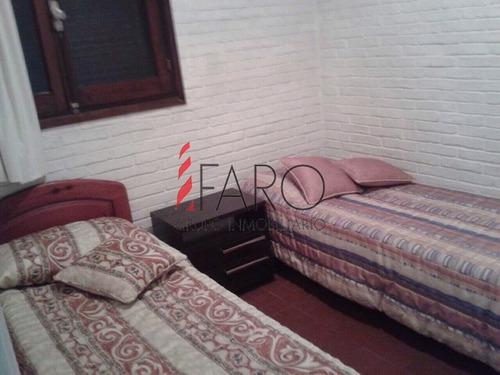 casa en mansa 3 dormitorios y servicio con piscina - ref: 33711