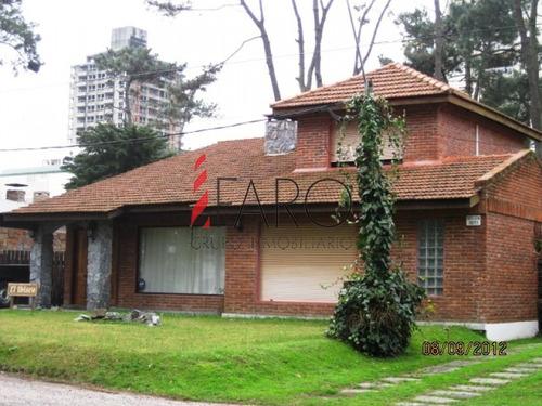 casa en mansa 4 dormitorios, parrilla y jardín,piscina - ref: 33102