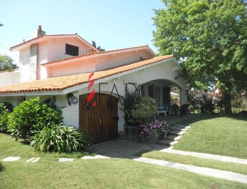 casa en mansa 4 dormitorios parrillero jardín - ref: 32911