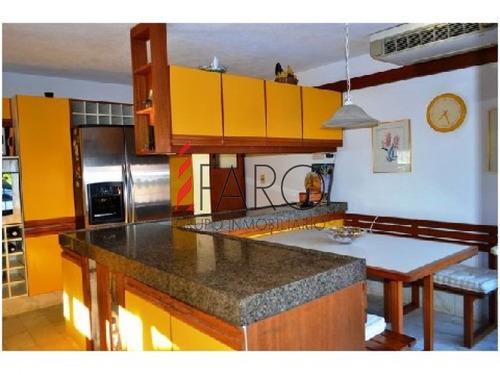 casa en mansa 5 dormitorios con piscina y gimnasio - ref: 33610