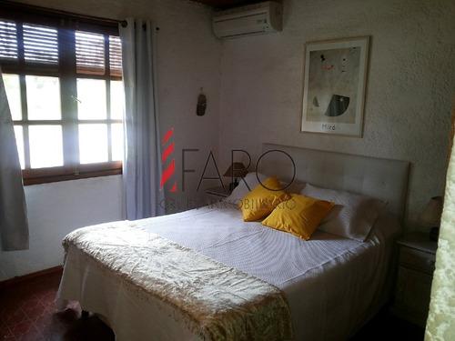 casa en montoya 3 dormitorios y dependencia con parrillero - ref: 34151