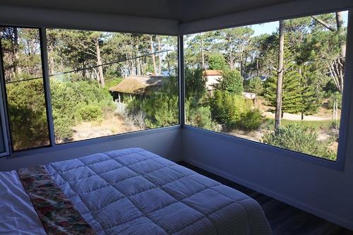 casa en montoya con vista al mar y al bosque