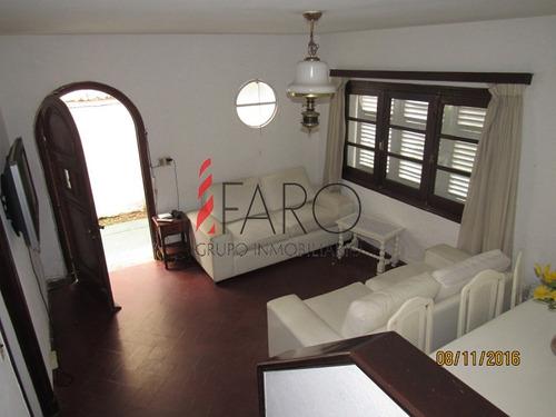casa en península 4 dormitorios patio parrillero - ref: 34579