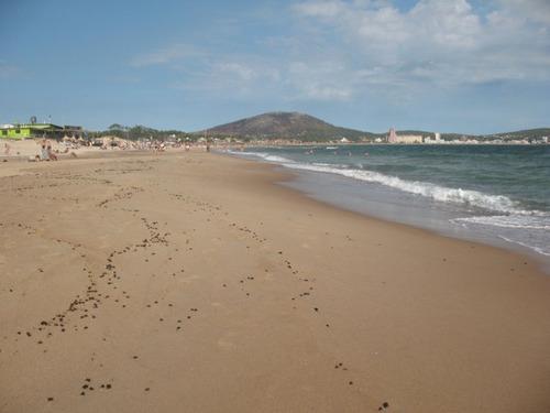 casa en p.h. frente a la playa