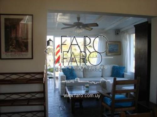 casa en piedras del chileno 3 dormitorios y dependencia - ref: 32667