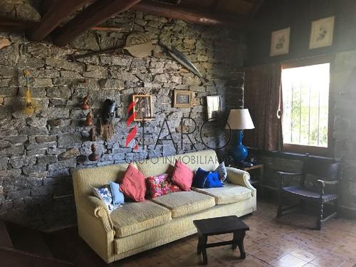casa en pinares 3 dormitorios con piscina y parrillero - ref: 34260