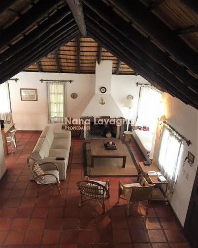 casa en pinares espectacular con quincho - ref: 214073