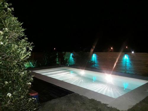 casa en playa anaconda con piscina  mts del mar vista al mar